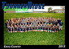 2013 TRHS Cross Country 5x7 Team Photo