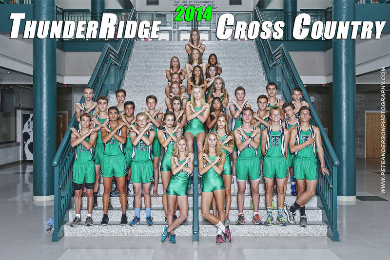 2014 Cross Country TRHS BANNER Ver3