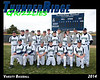 2014 TRHS Base Varsity 16x20 Team Photo