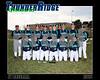 2016 Baseball JV Team 16x20