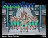 2014 TRHS XC Varsity 16x20 Team Photo