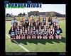 2016 Lacrosse Girls Varsity Team 16x20