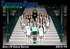 2013 Soccer Girls TRHS JV Green 5x7 Team
