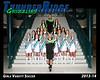 2013 Soccer Girls TRHS Varsity 16x20 Team
