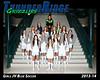2013 Soccer Girls TRHS JV Blue 16x20 Team