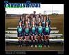 2015 Soccer Girls JV Team 16x20