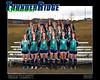 2015 Soccer Girls Varsity Team 16x20