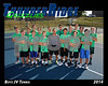 2014 TRHS Boys JV Tennis 16x20 Team Photo